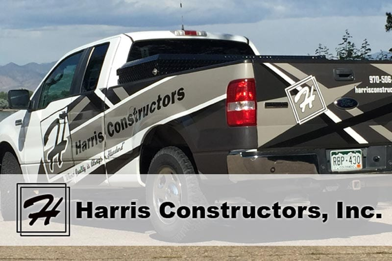 Harris Constructors Inc Website Redesign Project