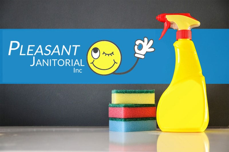Pleasant Janitorial Website Redesign Project