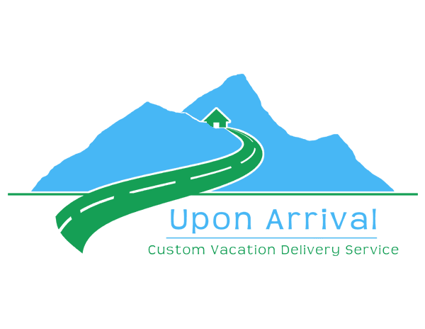 Upon Arrival Logo Example